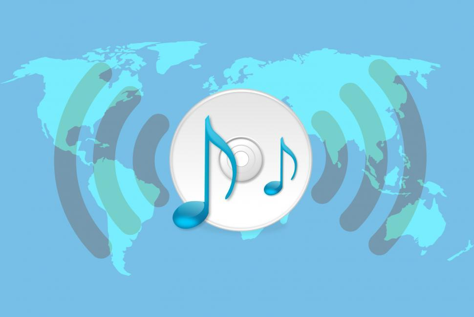 Download Free Stock HD Photo of music radio station  Online