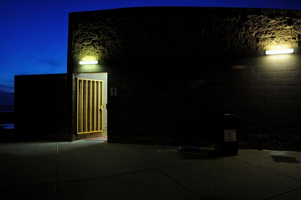 Download Free Stock HD Photo of Toilet Block Online