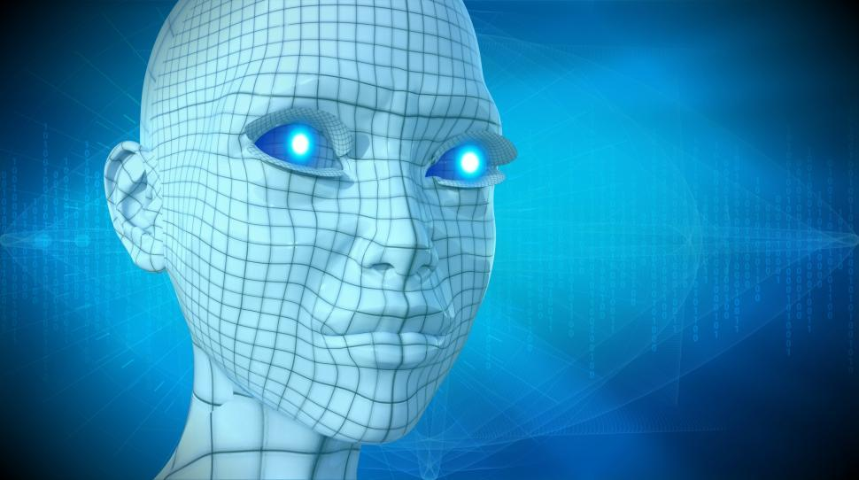 Download Free Stock HD Photo of Artificial Intelligence Concept - The Rise of the Machines  Online