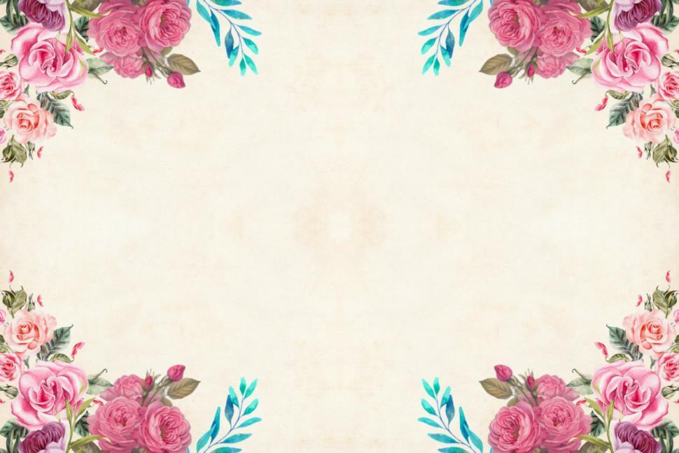 Download Free Stock HD Photo of Flower Background  Online