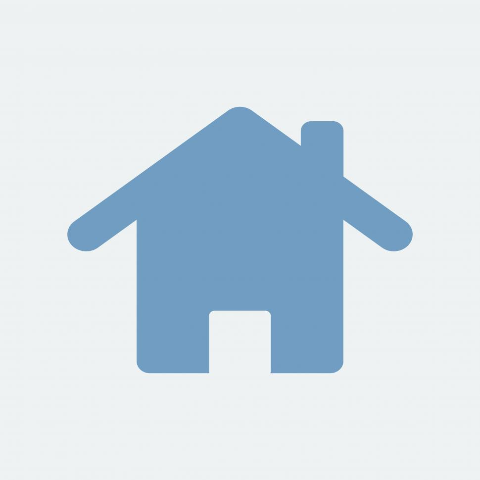 Download Free Stock HD Photo of Home vector icon Online