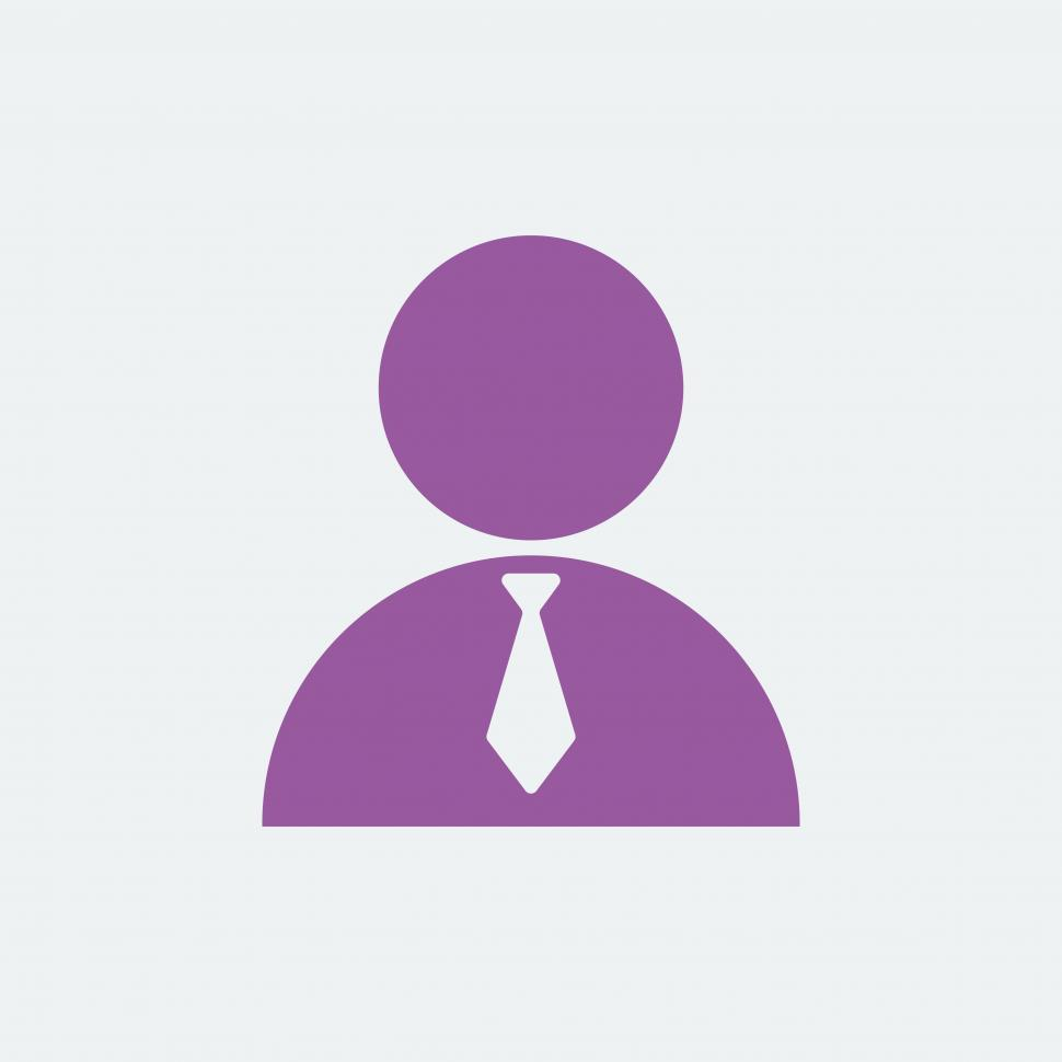 Download Free Stock HD Photo of Business man profile vector Online