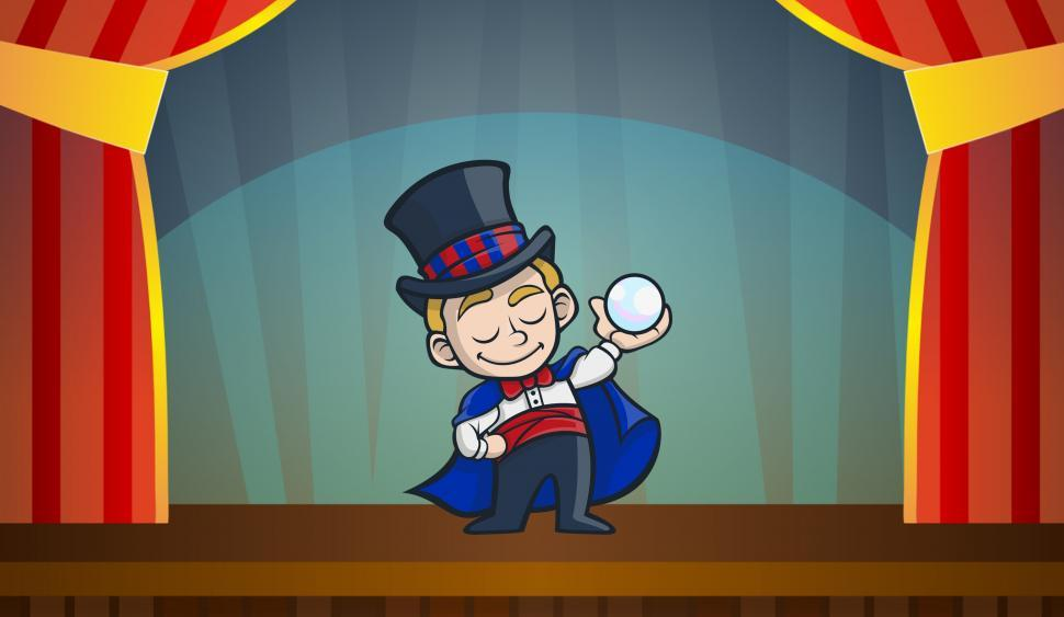 Download Free Stock HD Photo of magic show  Online
