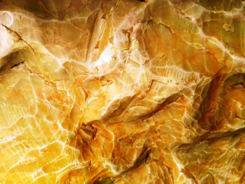 Download Free Stock Photo of Abstract Marbled Rock Texture