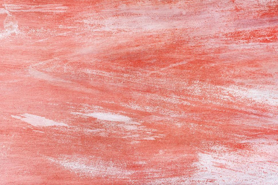 Download Free Stock Photo of Abstract pink and red paint texture