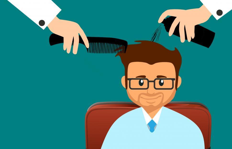 Download Free Stock Photo of Hair salon
