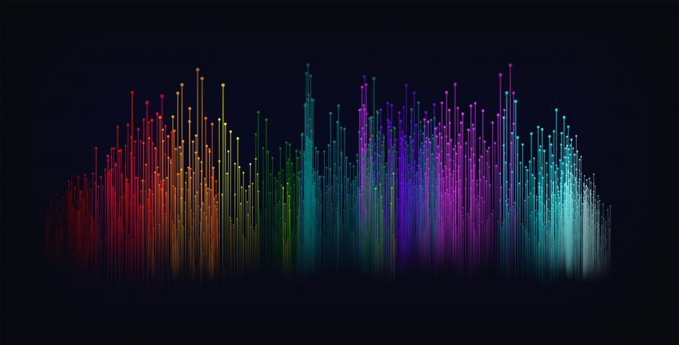 Download Free Stock HD Photo of Abstract Background - Big Data Concept Online