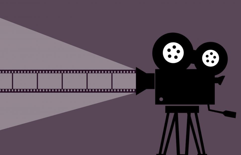 Download Free Stock Photo of Cinema movie