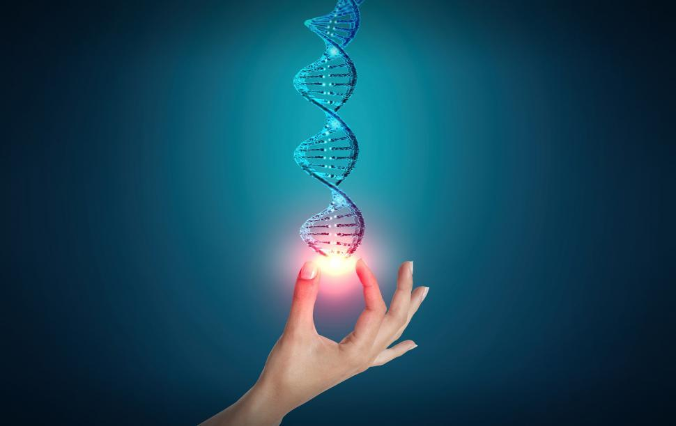Download Free Stock HD Photo of DNA - Genetic Sequencing Concept - Genome Online