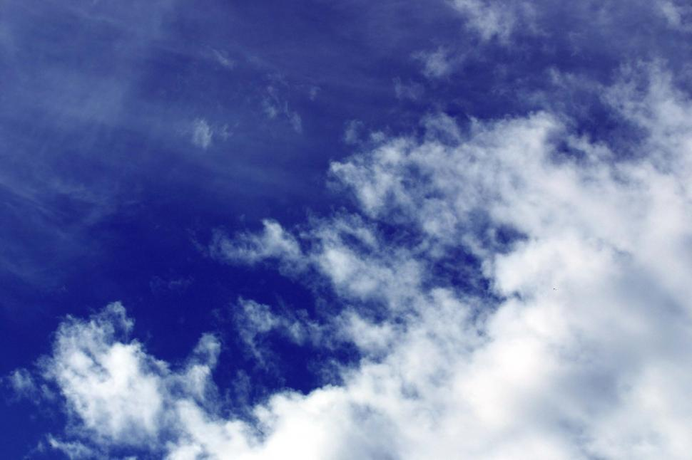 Download Free Stock HD Photo of Blue skies are partly cloudy Online