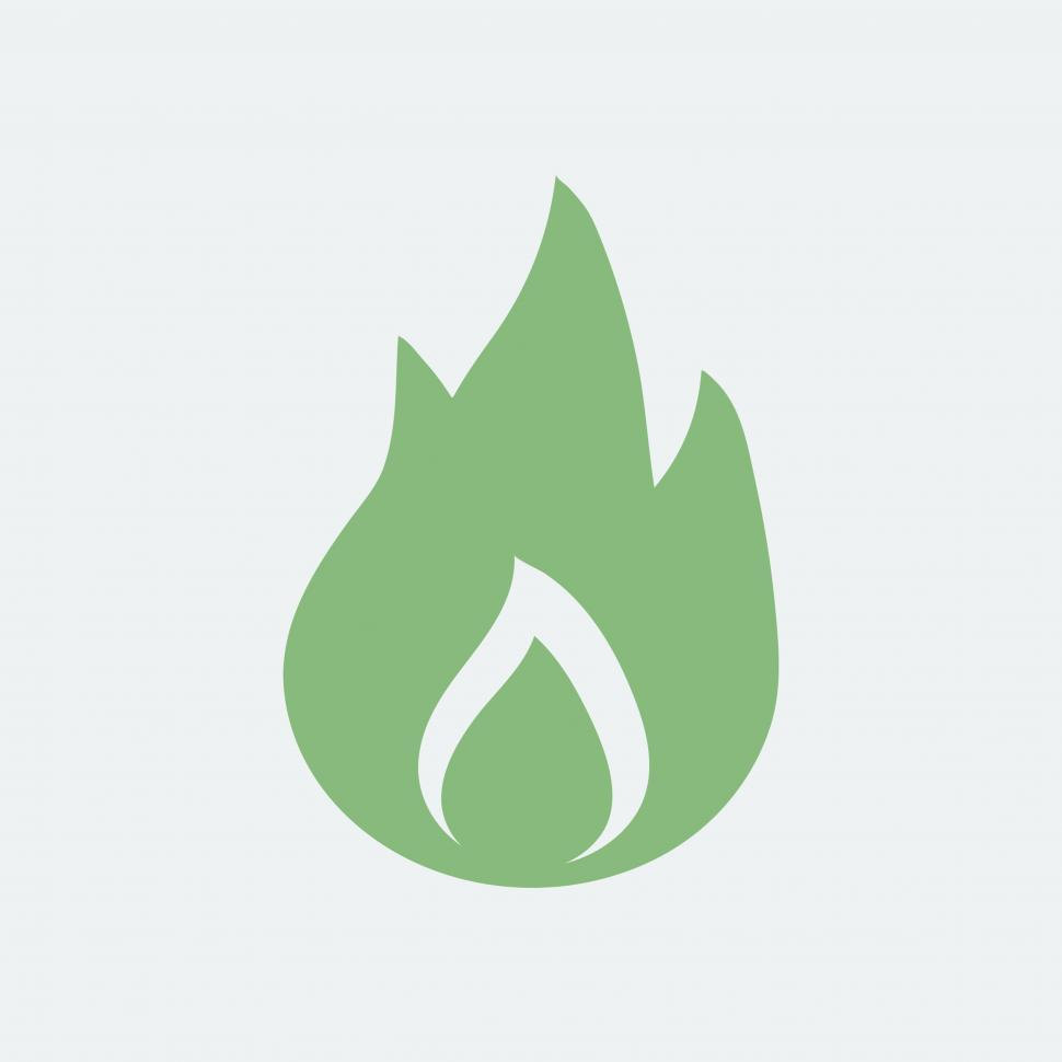 Download Free Stock HD Photo of Fire symbol vector icon Online