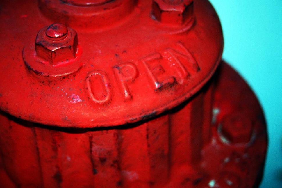 Download Free Stock HD Photo of Fire hydrant detail Online