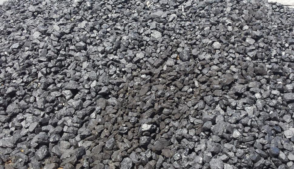 Download Free Stock HD Photo of Pile of Coal  Online