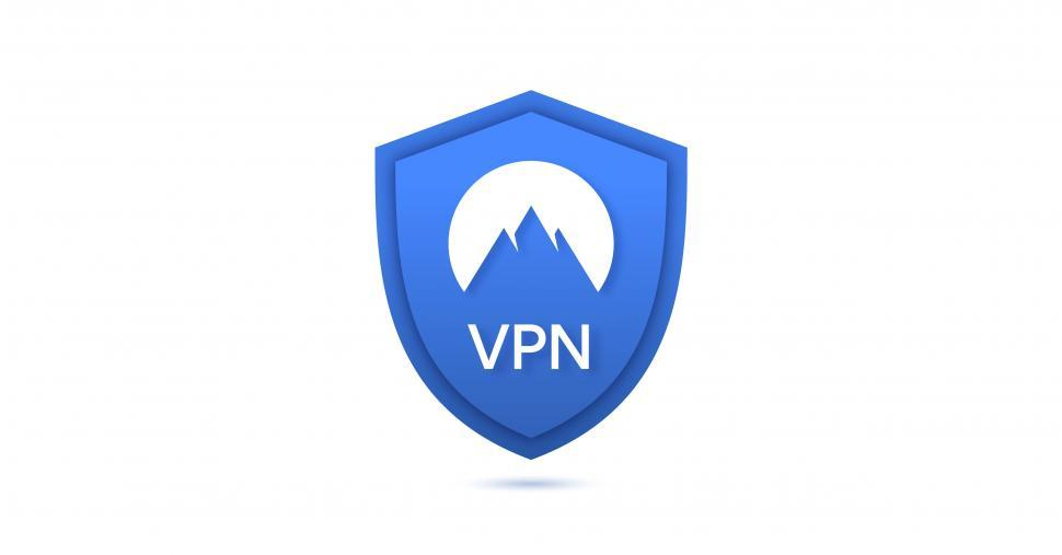 Download Free Stock HD Photo of VPN Virtual private network service application  Online