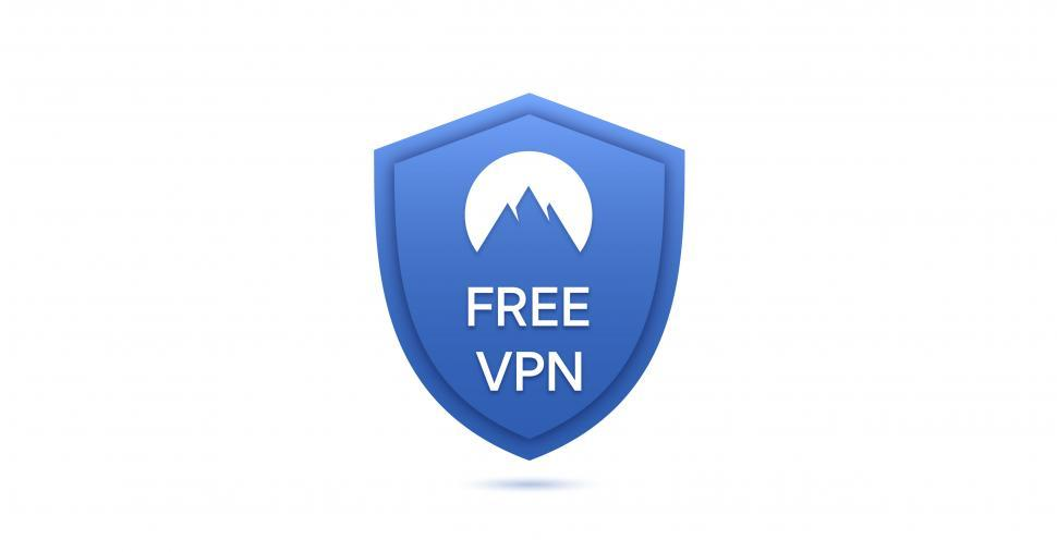 Download Free Stock HD Photo of Virtual private network is one of the ways to stay secure online  - Badge Online
