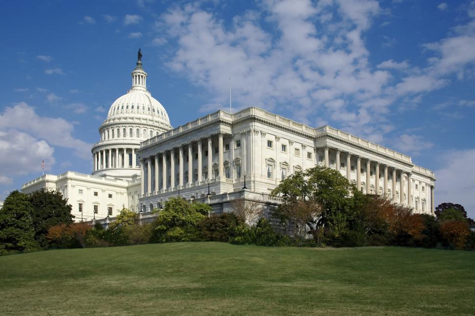 Download Free Stock Photo of Capitol Hill