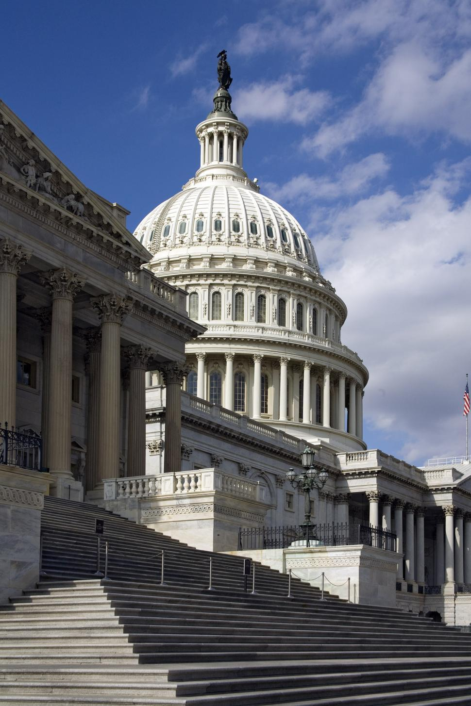 Download Free Stock HD Photo of US Capitol Building and Congress Online