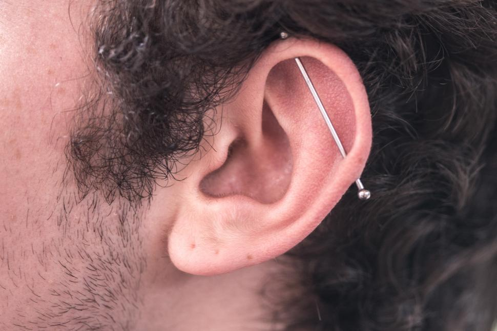 Download Free Stock Photo of Industrial Bar Piercing