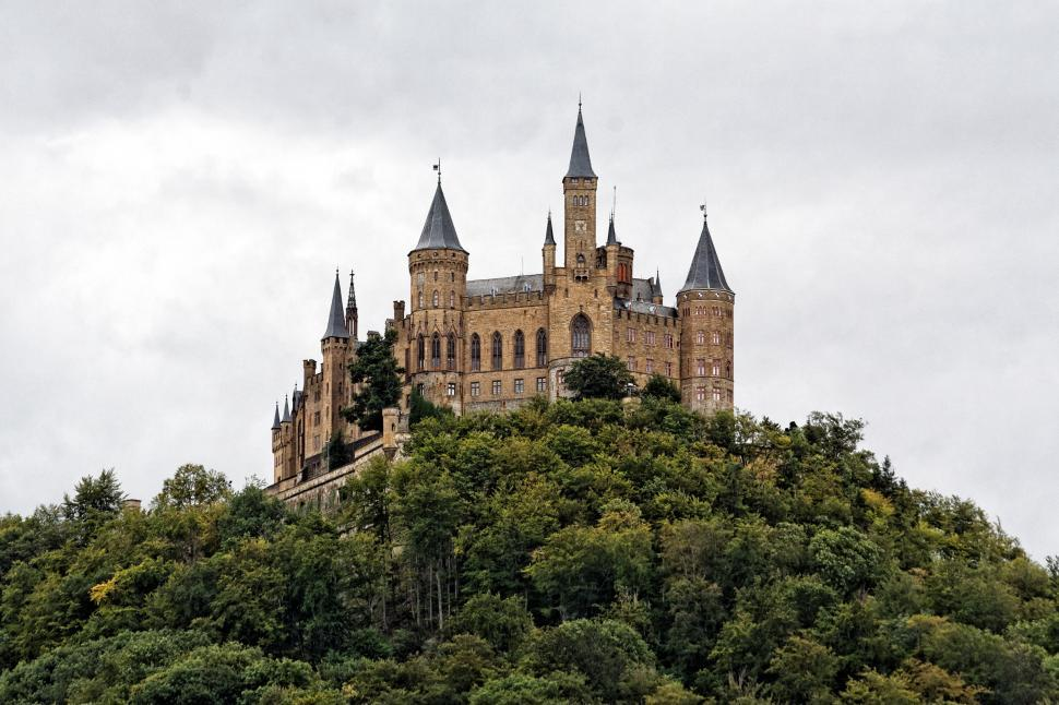 Download Free Stock HD Photo of Burg Hohenzollern  Online