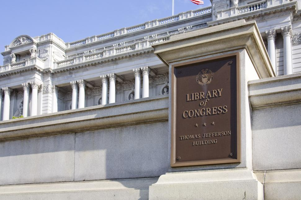 Download Free Stock HD Photo of Library of Congress Online