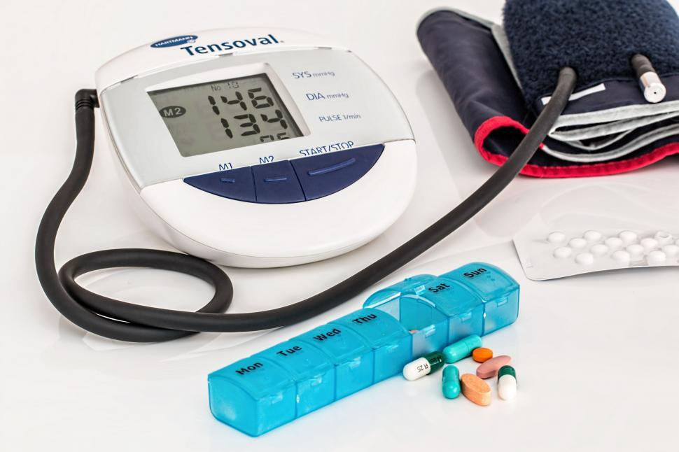 Download Free Stock Photo of hypertension high blood pressure heart disease medical illness medication medicine cardiology healthcare treatment health disease diagnosis pulse heartbeat medical examination diagnostic emergency pills clinic doctor examination cardiologist test physician medicare exam medic prescription sickness