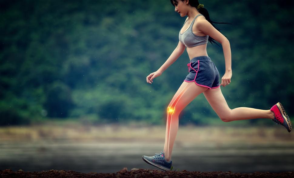 Download Free Stock Photo of Sports Injuries - Knee Injury - Orthopedics - Orthopaedics - Trauma