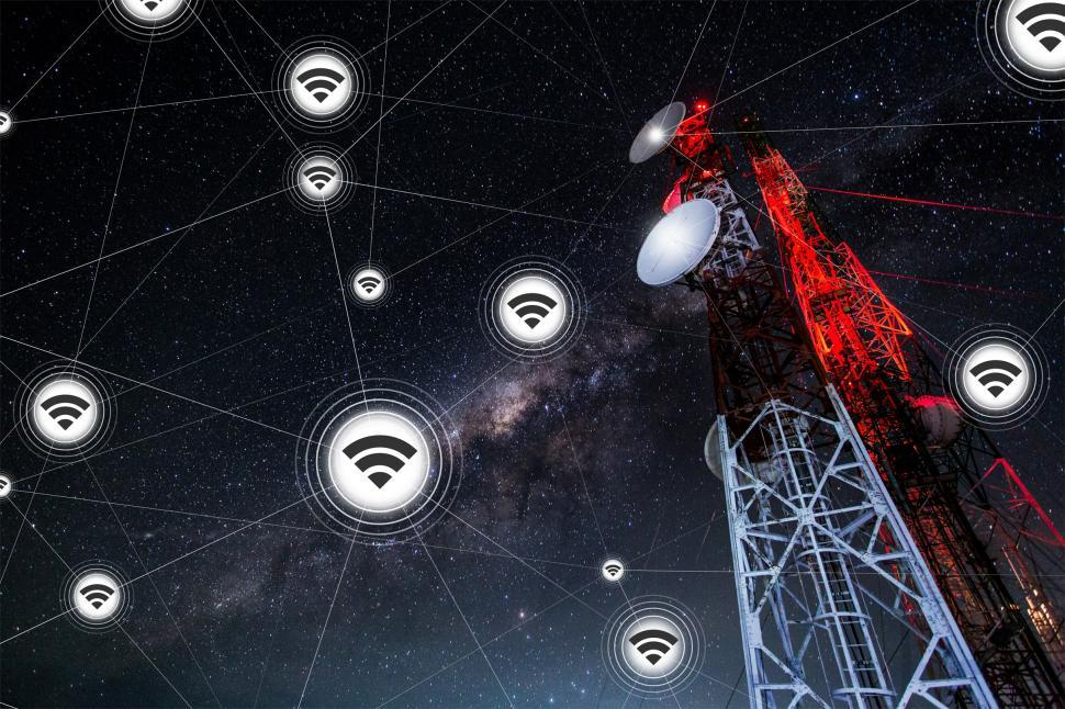 Download Free Stock HD Photo of 5G Connectivity Online