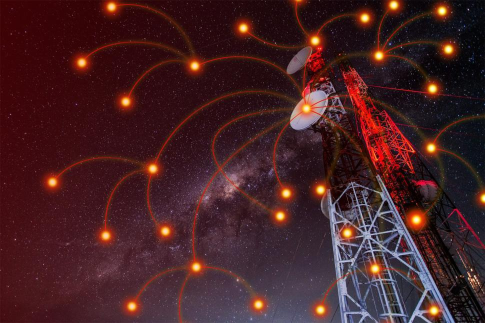 Download Free Stock HD Photo of 5G Tower - 5G Antenna Online