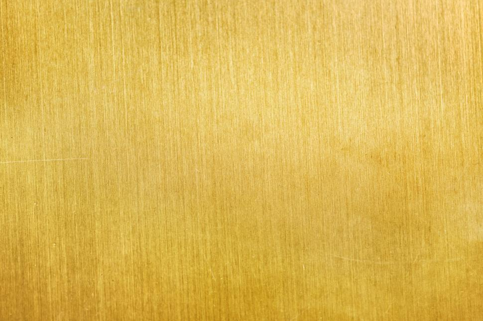 Download Free Stock Photo of Abstract golden paint texture