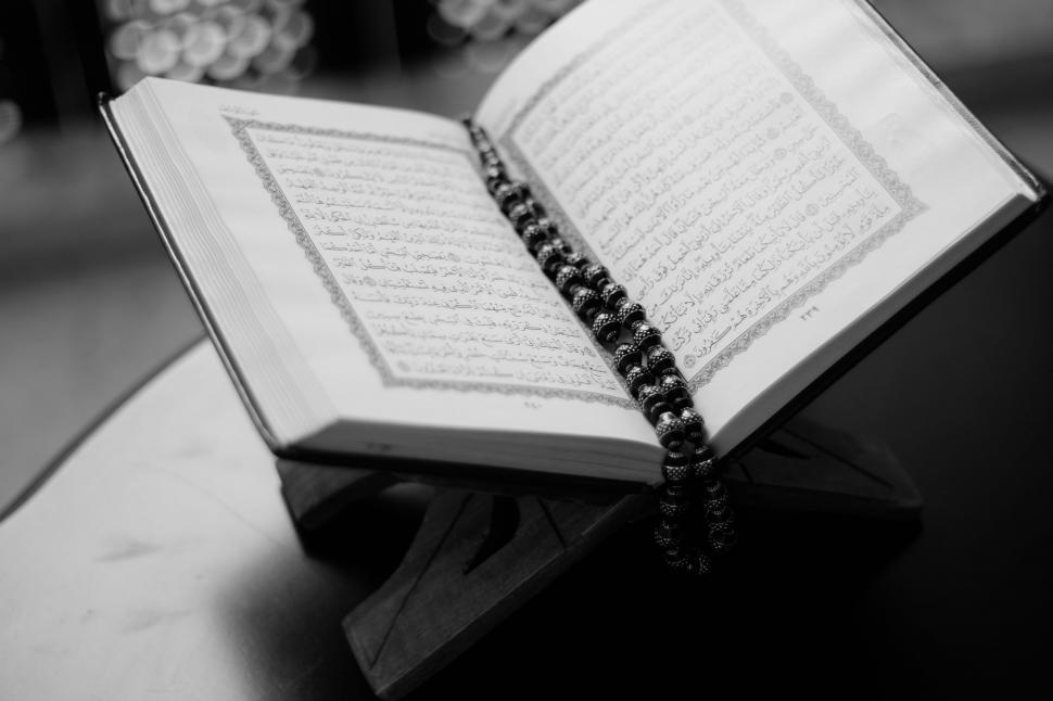 Download Free Stock Photo of Holy Book Quran