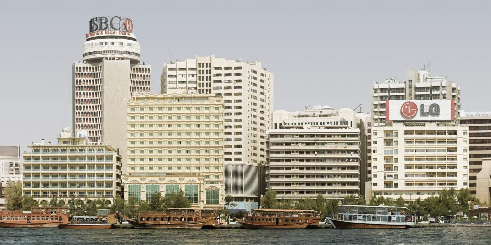 Download Free Stock Photo of Deira Skylines From Dubai