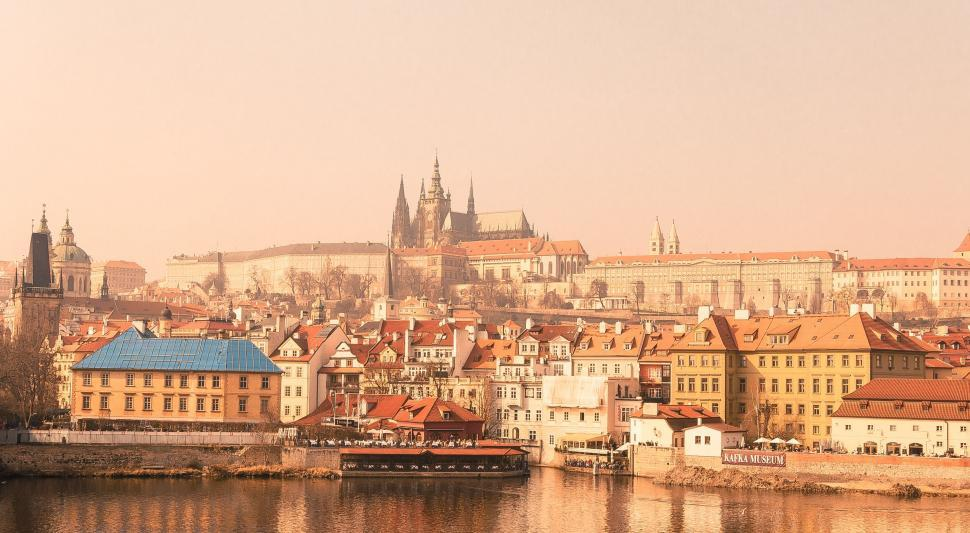 Download Free Stock Photo of Prague Capital of the Czech Republic