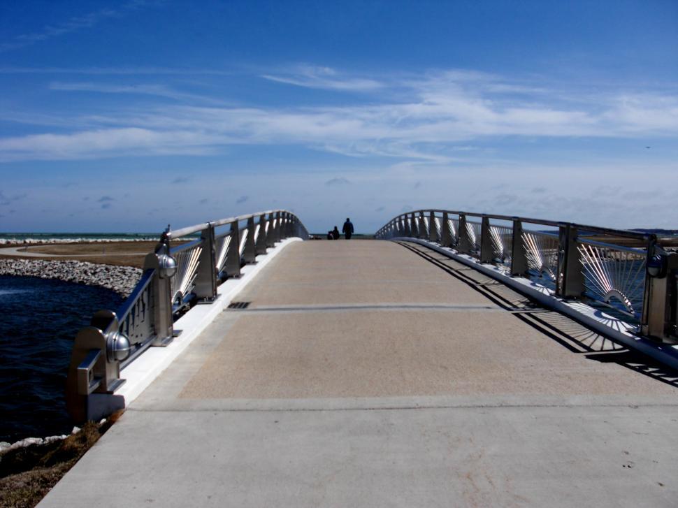 Download Free Stock HD Photo of Milwaukee - solemn bridgee Online