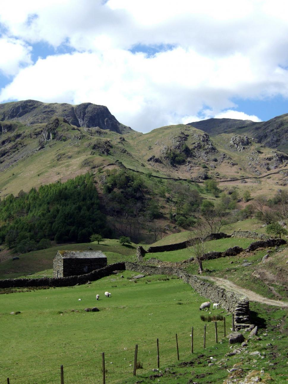 Download Free Stock Photo of Dovedale