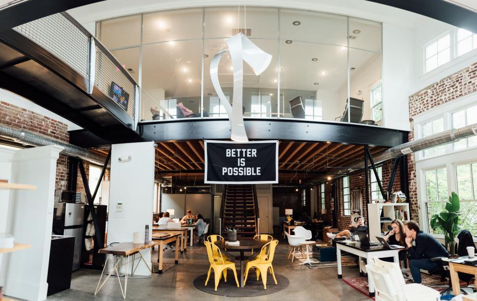Download Free Stock HD Photo of Interiors of Office - Better is Possible  Online