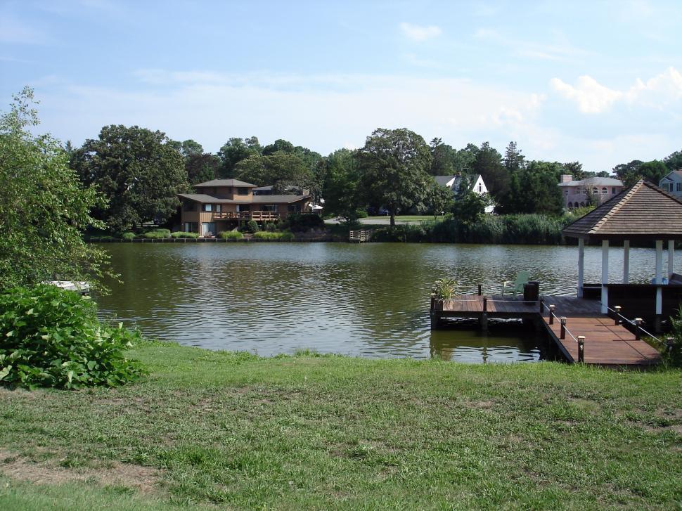 Download Free Stock Photo of Lake view