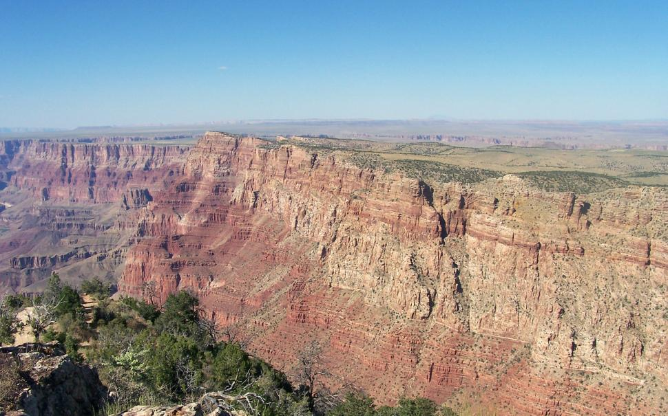 Download Free Stock Photo of Layers Of The Grand Canyon