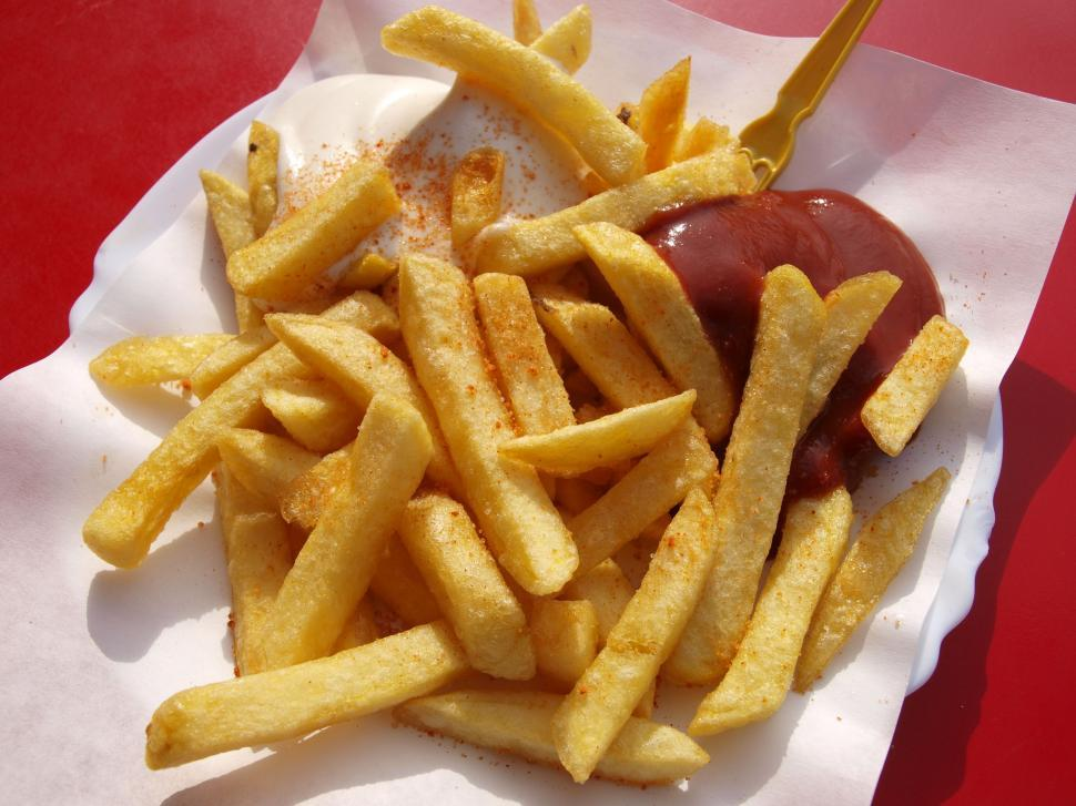 Download Free Stock Photo of French Fries