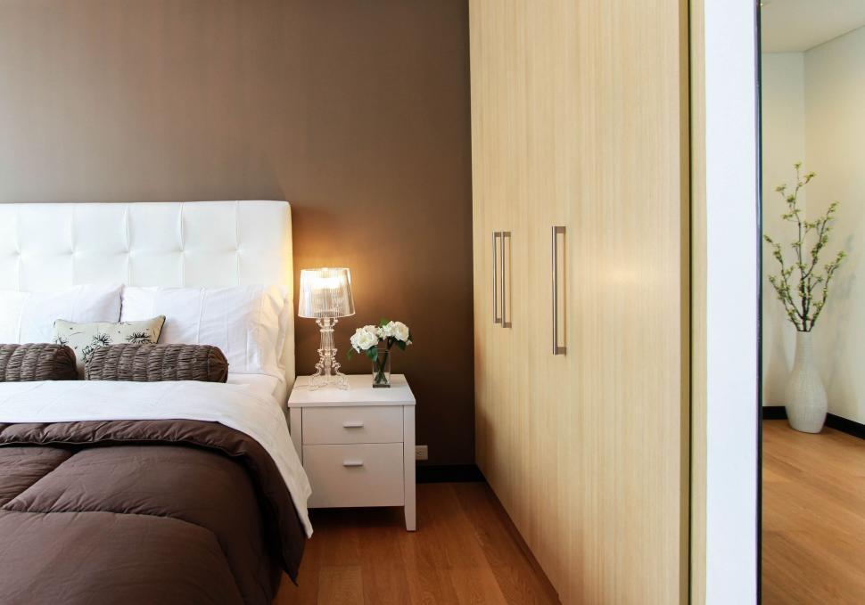Download Free Stock Photo of Interiors - Bedroom