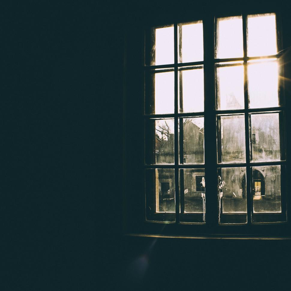 Download Free Stock Photo of Glass Window