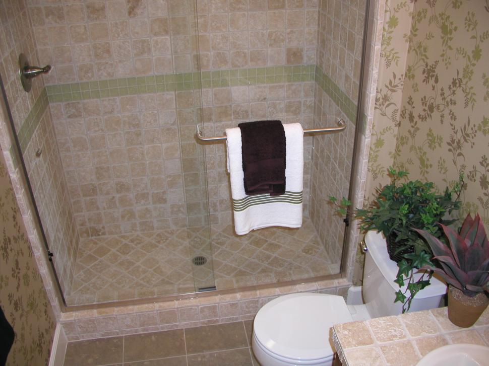 Download Free Stock Photo of Custom Bathrooms