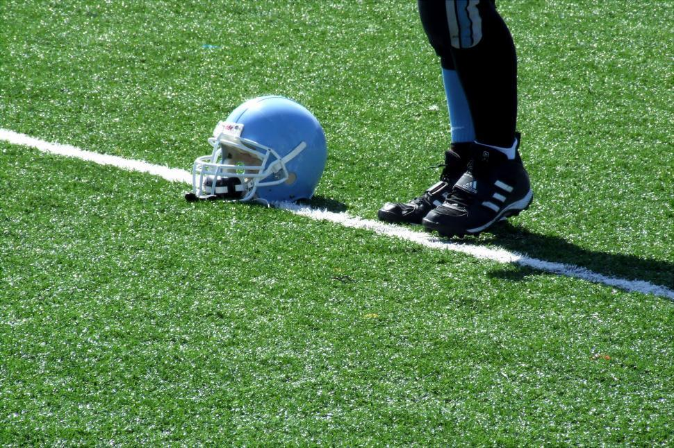 Download Free Stock Photo of Football