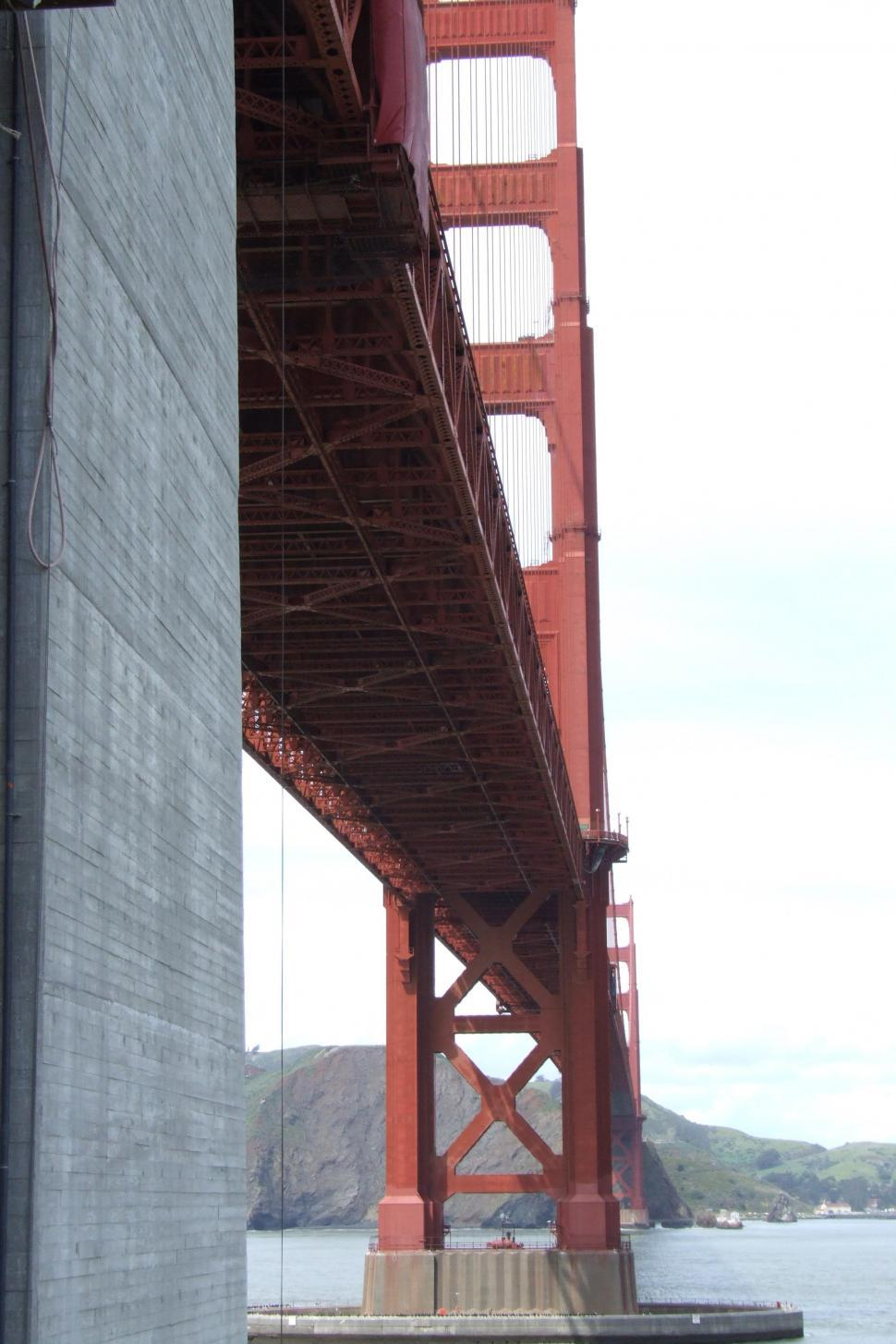 Download Free Stock Photo of Golden Gate Bridge