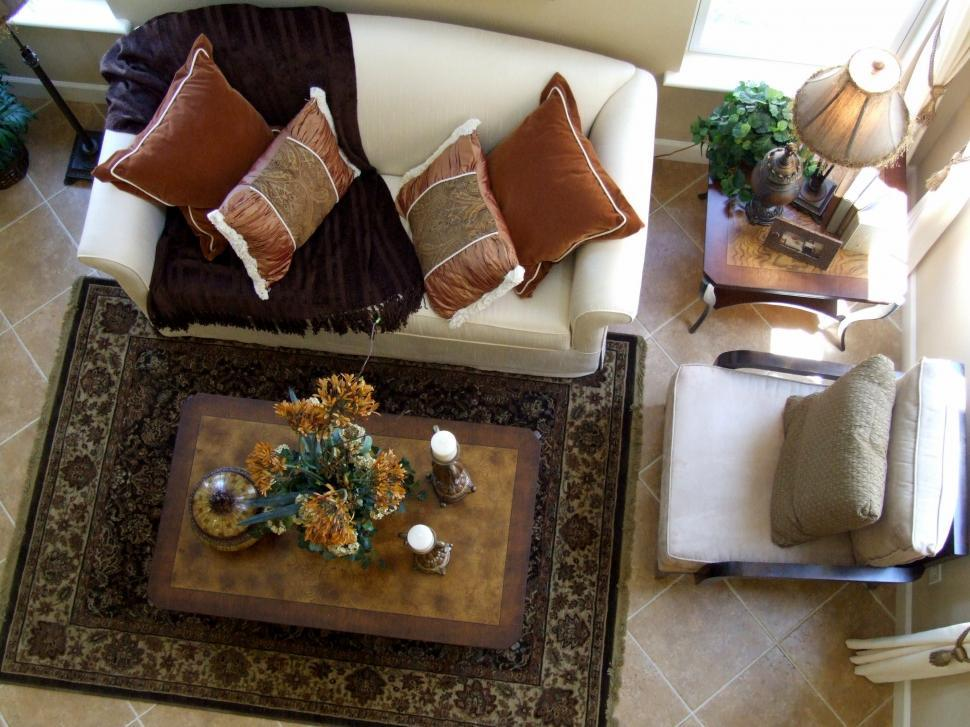 Download Free Stock Photo of Living Rooms