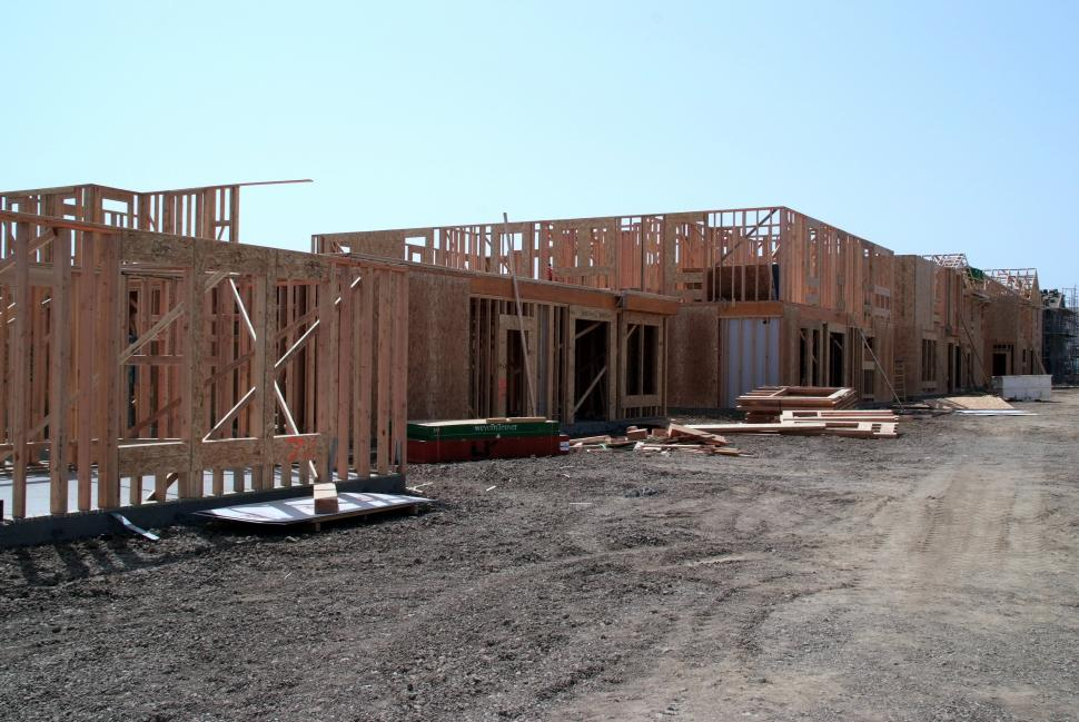 Download Free Stock HD Photo of New Home Construction Online