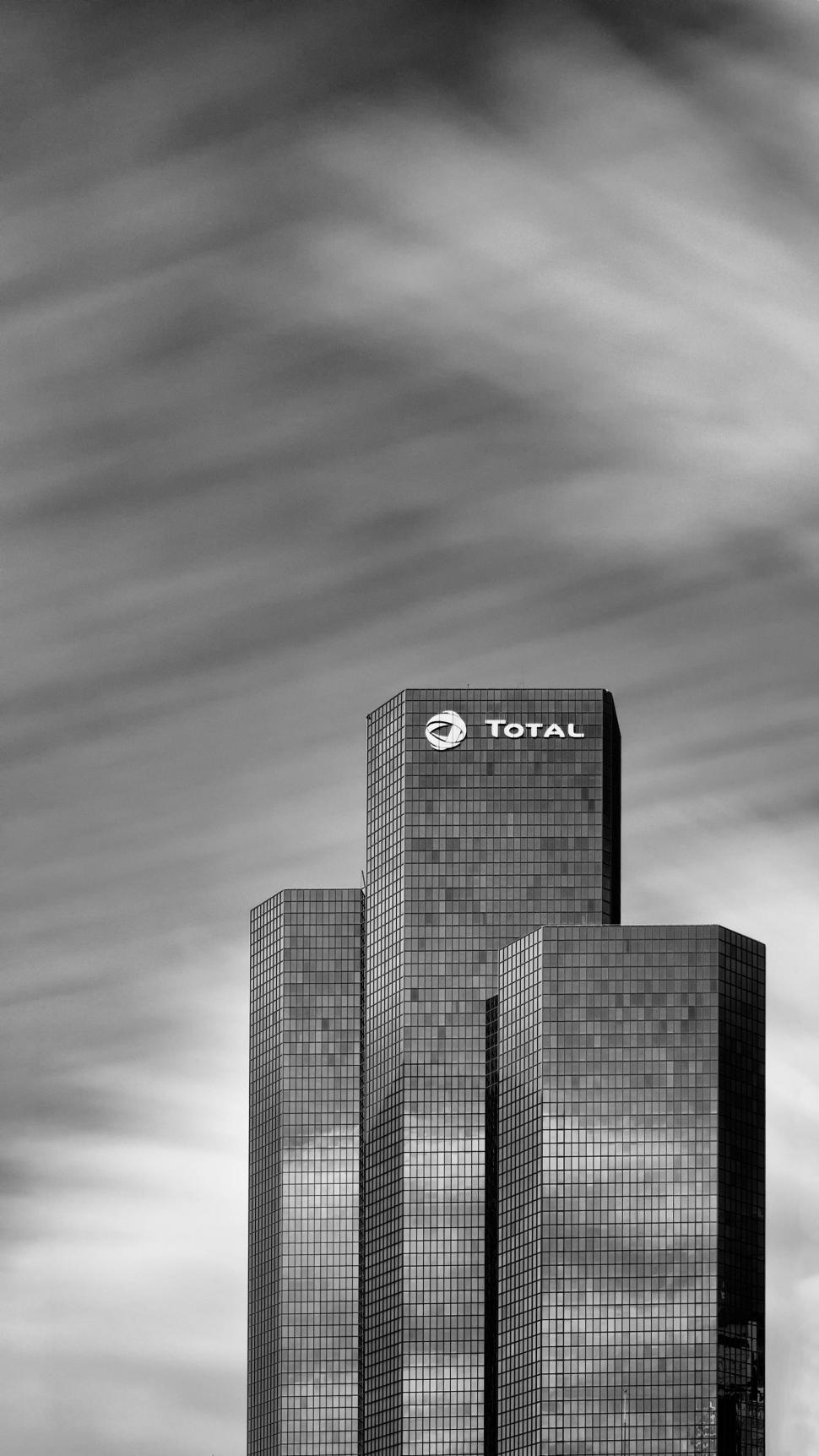 Download Free Stock Photo of Tour Total, La Défense, Paris