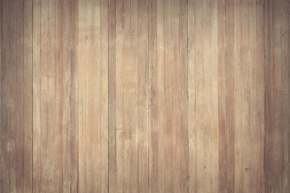 Download Free Stock Photo of Brown Wooden Floor - Background