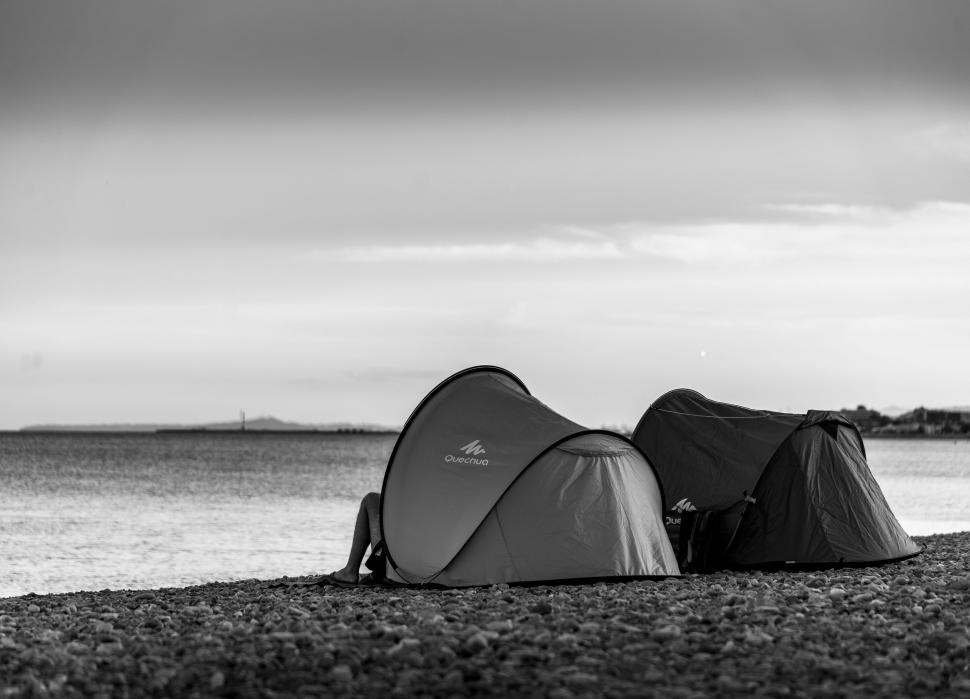 Download Free Stock Photo of Camping Tents