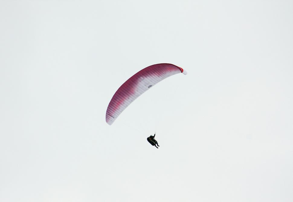 Download Free Stock HD Photo of Paragliding Online