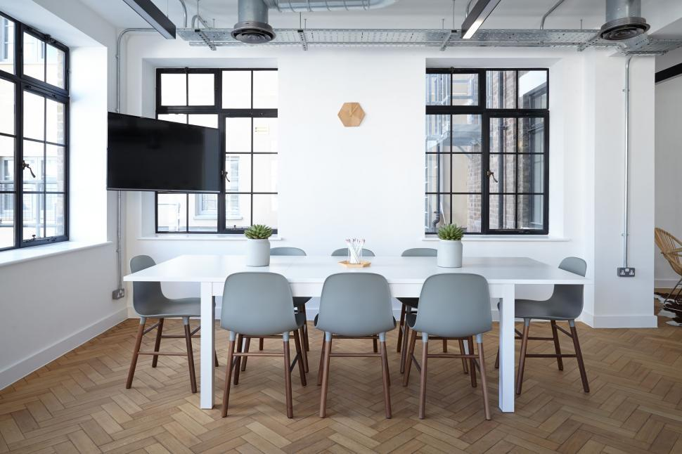 Download Free Stock Photo of Modern Office Room